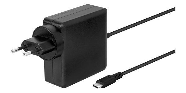 Napájecí adaptér Avacom USB-C 65W Power Delivery + USB (ADAC-FCA-65PD)2