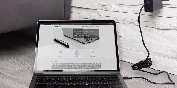 Napájecí adaptér Avacom USB-C 65W Power Delivery + USB (ADAC-FCA-65PD)3