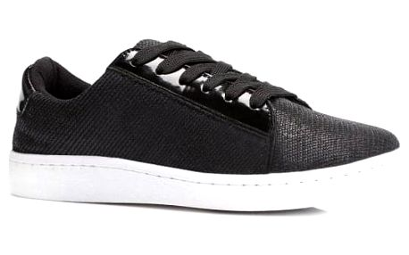 Dámské černé tenisky Isler 8109