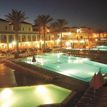 Kanárské ostrovy - Fuerteventura na 8 dní, bez stravy s dopravou letecky z Prahy