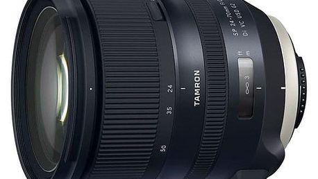 Objektiv Tamron SP 24-70 mm F/2.8 Di VC USD G2 pro Nikon černý (A032N)