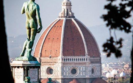 Itálie autobusem na 7 dnů, snídaně v ceně