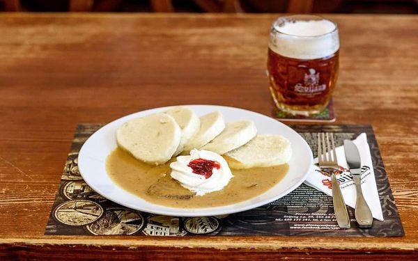 Pivní pobyt na Zámku Svijany2