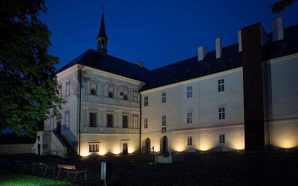 Romantická noc na Zámku Svijany