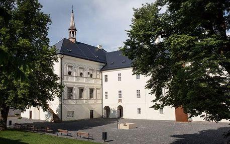 Třídenní pobyt na Zámku Svijany v Českém ráji