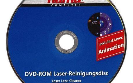 Čisticí sada Hama 1ks čístící DVD (48499)