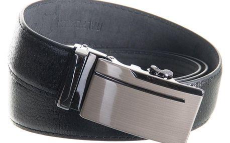 WILD Pánský pásek z eko kůže s automatickou sponou 5203