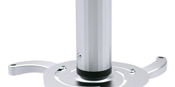 Connect IT na projektor, stropní šedý (CI-165)