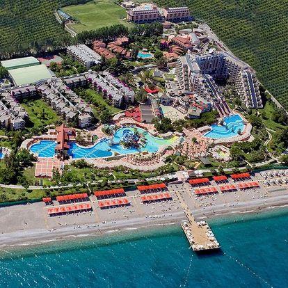 Turecko - Kemer letecky na 8-9 dnů, all inclusive