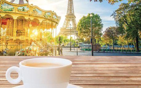 Francie - Paříž letecky na 5 dnů, snídaně v ceně