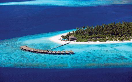 Maledivy - Faafu atol letecky na 10 dnů, polopenze