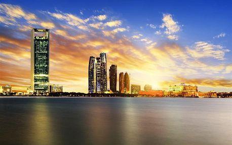 Spojené arabské emiráty - Dubaj letecky na 5 dnů, strava dle programu