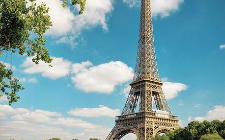 Francie - Paříž letecky na 4 dny, strava dle programu