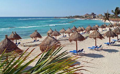 Mexiko - Mayská riviéra letecky na 9-12 dnů, all inclusive