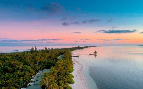 Maledivy - Addu atol letecky na 10 dnů, polopenze