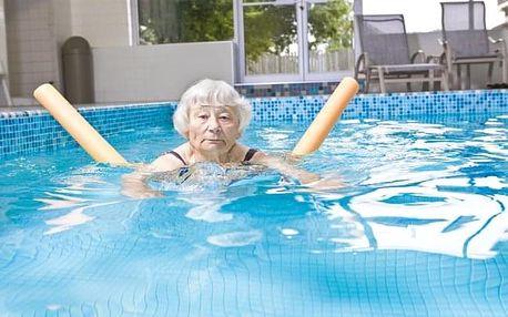 Piešťany: seniorský pobyt v Medical Wellness Hotelu Máj *** s procedurami