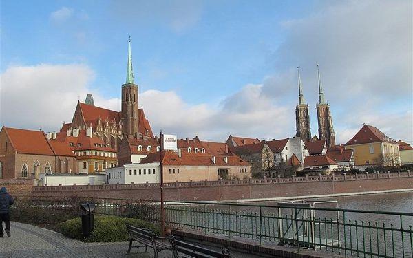 Přes jižní Polsko do Tater, autobusem, snídaně v ceně2