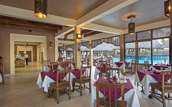 Hotel Neptune Pwani Beach Resort and Spa, Zanzibar, letecky, all inclusive2