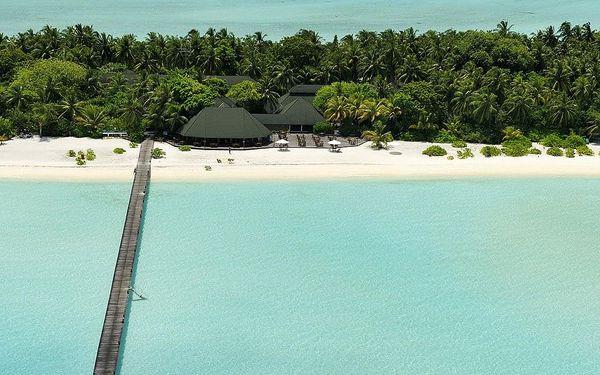 Hotel Holiday Island Resort & Spa - Zima, Jižní Ari Atol, letecky, polopenze2