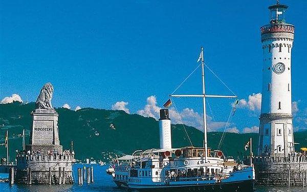 To nejlepší z Bavorska s výletem k Bodamskému jezeru, autobusem, snídaně v ceně2