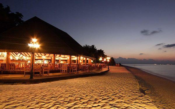 Hotel Holiday Island Resort & Spa - Zima, Jižní Ari Atol, letecky, polopenze3