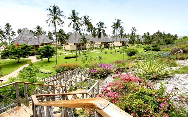 Hotel Neptune Pwani Beach Resort and Spa, Zanzibar, letecky, all inclusive3