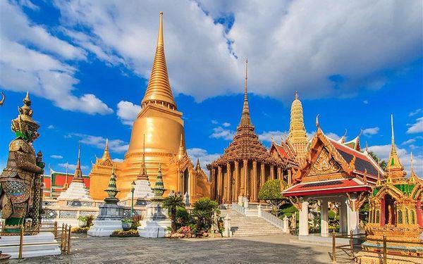 Za nejkrásnějšími památkami a plážemi Thajska, letecky, strava dle programu3