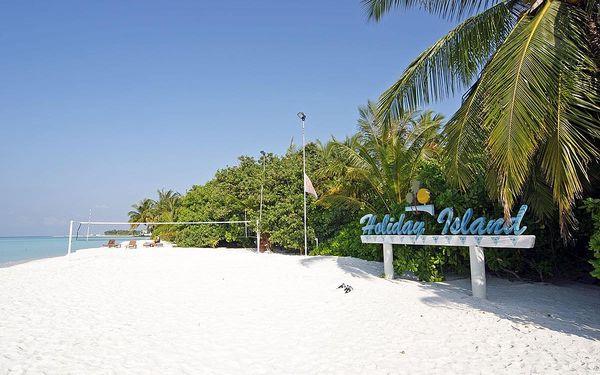 Hotel Holiday Island Resort & Spa - Zima, Jižní Ari Atol, letecky, polopenze4