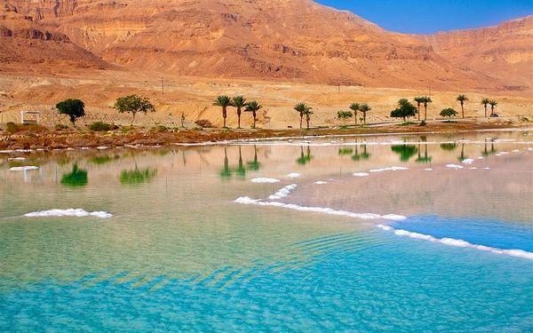 Izrael a Jordánsko s koupáním u Mrtvého moře, letecky, polopenze2