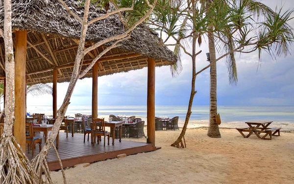 Hotel Sultan Sands Island Resort, Zanzibar, letecky, all inclusive4