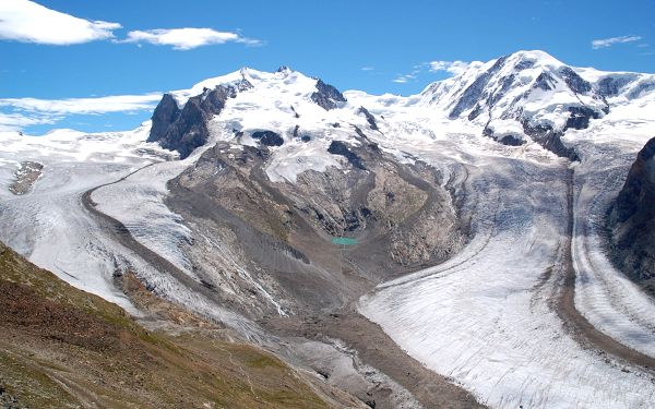 Nejkrásnější motivy Alp Arlberskou drahou a trasou Bernina a Glacier Expressu, vlakem, strava dle programu3