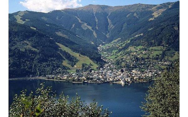 Nejkrásnější motivy rakouských Alp, autobusem, polopenze2