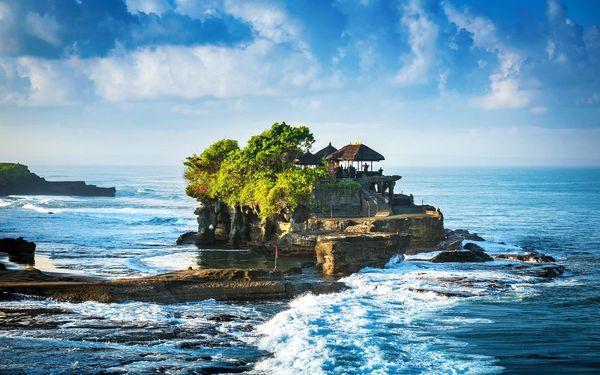 Nejkrásnější ostrovy Indonésie, letecky, strava dle programu2