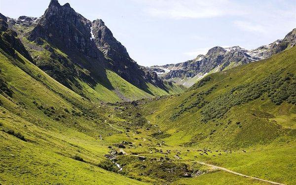 Za krásami Tyrolska a Vorarlberska, autobusem, polopenze3
