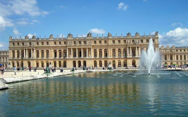 Paříž od A po Z (6 dní), Paříž, autobusem, snídaně v ceně3