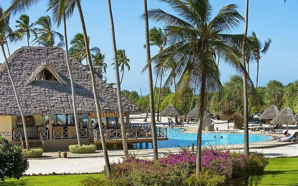 Hotel Neptune Pwani Beach Resort and Spa, Zanzibar, letecky, all inclusive5