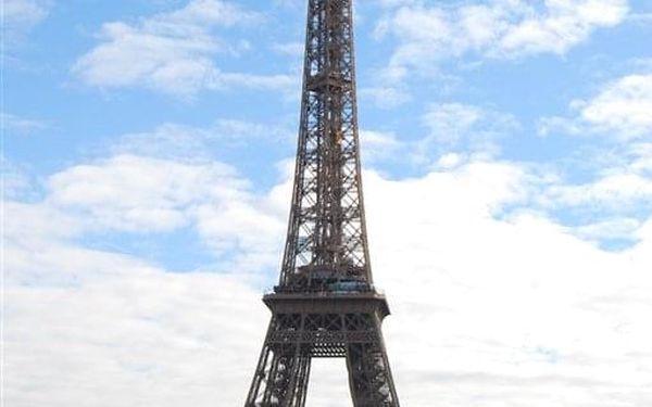 Paříž pro náročné (autobusem), Paříž, autobusem, snídaně v ceně4