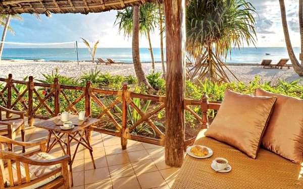 Hotel Sultan Sands Island Resort, Zanzibar, letecky, all inclusive5