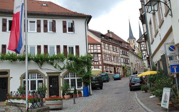 Za krásami Švábska hradní stezkou, autobusem, snídaně v ceně2