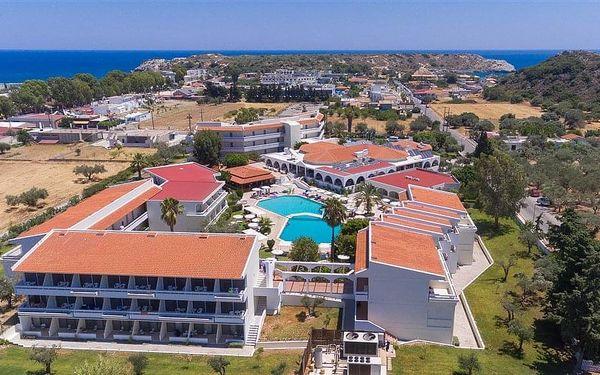 Hotel Niriides Beach, Rhodos, letecky, all inclusive5