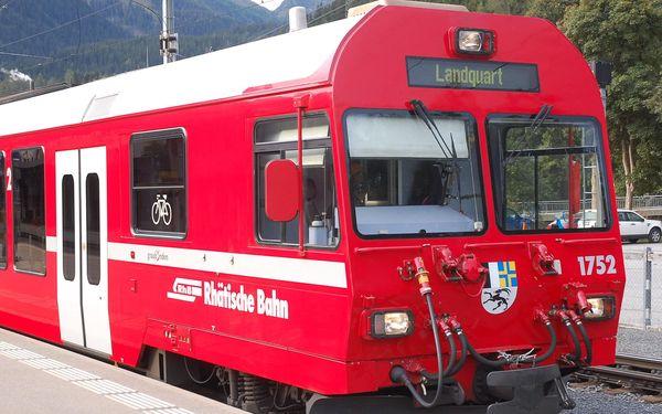 Nejkrásnější kouty Švýcarska panoramatickými drahami, vlakem, strava dle programu4