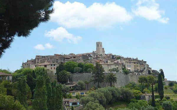 Lví zátoka s vůní Provence, Provence, letecky, snídaně v ceně3