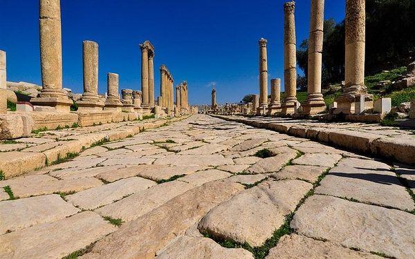 Izrael a Jordánsko s koupáním u Mrtvého moře, letecky, polopenze4