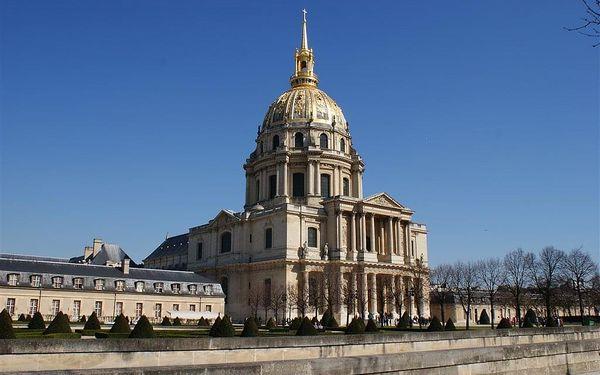 Nenáročný víkend v Paříži, Paříž, autobusem, snídaně v ceně5