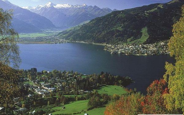 Nejkrásnější motivy rakouských Alp, autobusem, polopenze3