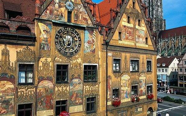 To nejlepší z Bavorska s výletem k Bodamskému jezeru, autobusem, snídaně v ceně3