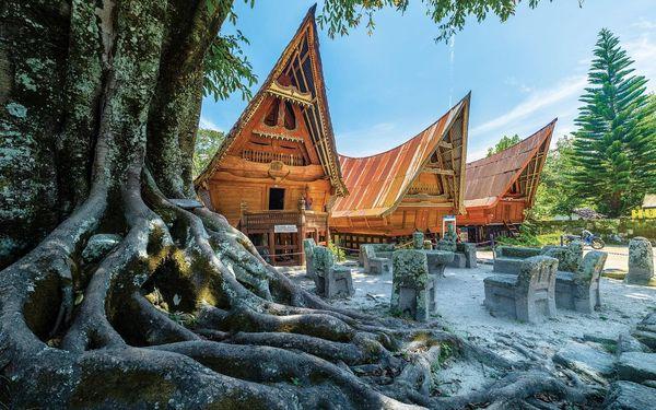 Nejkrásnější ostrovy Indonésie, letecky, strava dle programu3