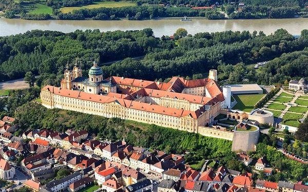 Romantické údolí Wachau s plavbou po Dunaji a návštěvou Vídně, autobusem, snídaně v ceně5