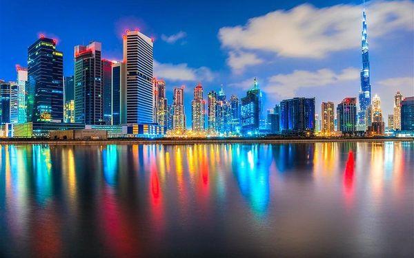 Prodloužený víkend v Dubaji exclusive, Dubaj, letecky, strava dle programu5