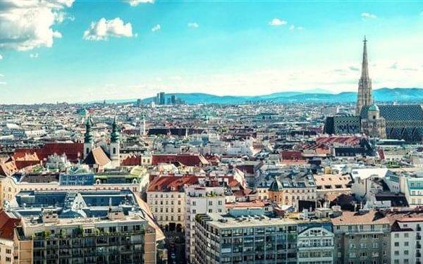 Nejslavnější metropole na Dunaji – Bratislava, Budapešť a Vídeň, autobusem, snídaně v ceně3